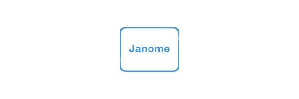 Fußanlasser für Janome