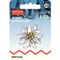 Prym Applikation Blume, Edelweiss