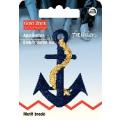 Prym Applikation Anker, maritim