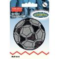Prym Applikation Fussball, reflektierend, reflex