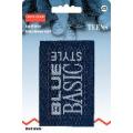 Prym Applikation blau, basic