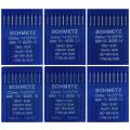 Schmetz Rundkolbennadeln System 1738SUK