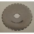 45mm Rollschneider Ersatzklinge (unterbrochener Schnitt)