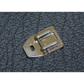 Nahtverdeckter Reißverschlussfuß für W6 (Metall)