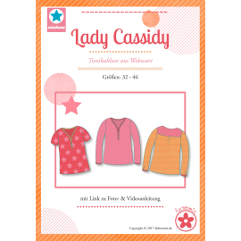 Farbenmix Schnittmuster Lady Cassidy
