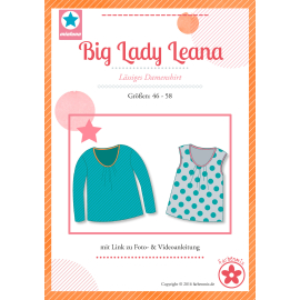 Farbenmix Schnittmuster Big Lady Leana