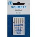 Schmetz Öhrschlitz-Nadeln