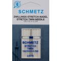 Schmetz Zwillingsnadel 2,5 / 75 Stretch