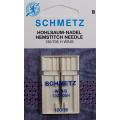 Schmetz Hohlsaumnadel / Wing-Nadel