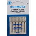 10 Schmetz Universal-Nadeln Stärke 80