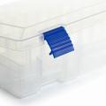 Prym Aufbewahrungsbox (Stickbox) transparent ohne Inhalt