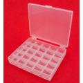 Spulenbox für 25 Unterfadenspulen