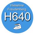 Volumenvlies H640 fixierbar weiß...