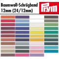 Prym Schrägband - Baumwolle 12mm (24/12)