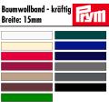 Prym Baumwollband kräftig 15mm