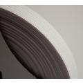 glattes Gummiband weich (soft elastic) weiß 15mm