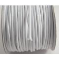 Elastic-Kordel weiß 3,0mm