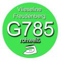 Gewebeeinlage G785 90cm breit - rohweiß - fixierbar...