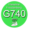 Gewebeeinlage G740 90cm breit - ecru - fixierbar...