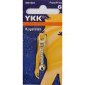 YKK Reißverschluß-Zipper Kugelstab