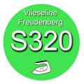 Schabrackeneinlage S320 90cm breit - weiß...