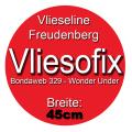 1 Rolle Vliesofix 45cm breit, beidseitig haftend...