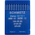 Schmetz Rundkolbennadeln System DPx35